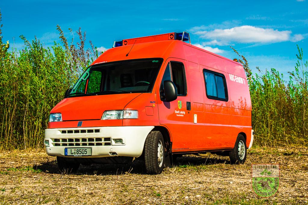 CBRN-Erkundungskraftwagen